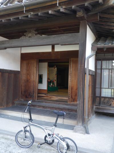 ビアンキFRETTA☆越谷 大間野町 旧中村家住宅☆2016/05/05