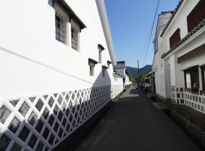 萩城下町を歩く~白壁と黒壁と多くの偉人たちの足跡~/山口・萩
