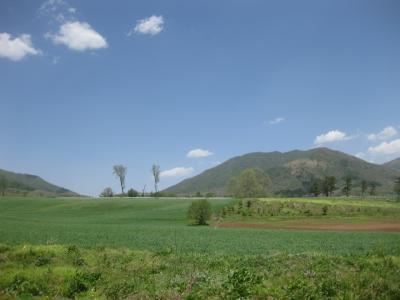 岡山・蒜山高原までドライブ。