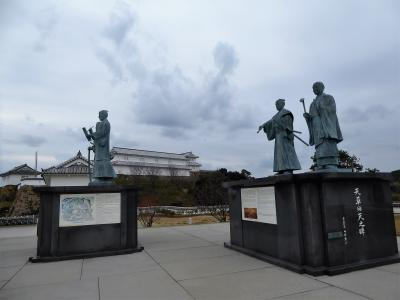 傘寿旅行・「海の細道」周遊旅情9,-3天草と長崎を繋ぐ富岡港