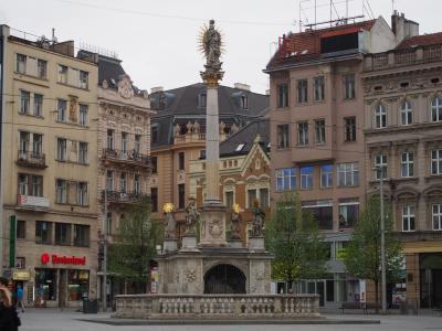 モラヴィア地方の中心都市、ブルノ
