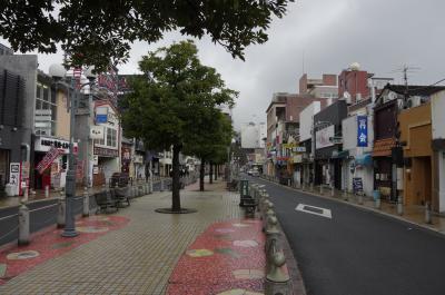 長崎旅行 3-2 佐世保の街をぶらぶら散策