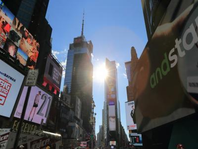 『2014年秋』初めてのファーストクラスで行くニューヨーク・ワシントン旅行 前編