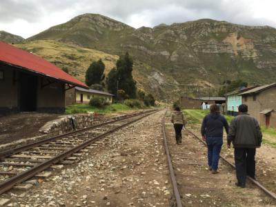 yumchoco目線の魅惑のペルー