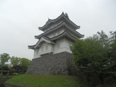 2016年5月GW 埼玉千葉の旅(6) 行田市~東松山市 さきたま史跡の博物館・忍城跡など