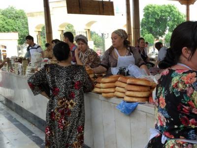 ウズベキスタンの味
