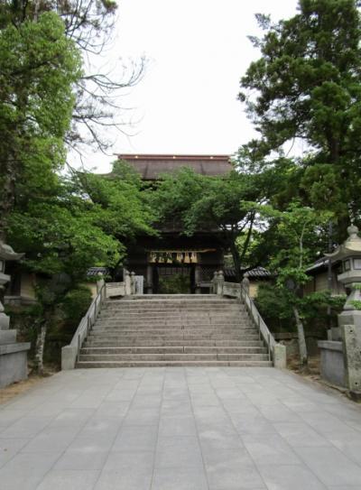 ちはやふる 香椎宮 日本に16ある勅祭社の一つ