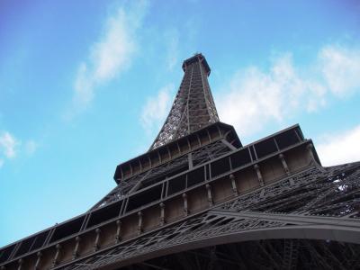 『2004年秋』パリ新婚旅行