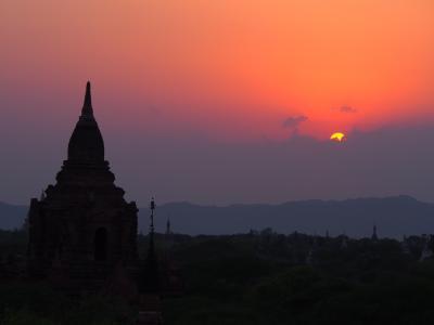 Myanmar (Day 1) - Yangon -