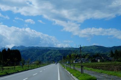 富山・石川へ。