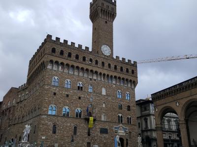 フィレンツェ、ピサへ