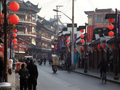 『2011年末』初めての上海旅行 前編