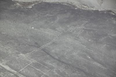 南米の13日間世界遺産巡り(その10)ナスカの地上絵観光編