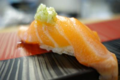 20160508-1 大阪 つま美さんのお昼のお寿司