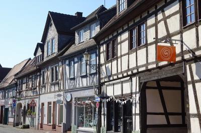 ドイツ木組みの家街道探訪