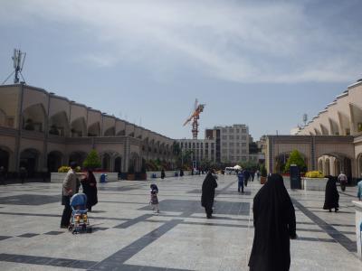 2016GWはイラン9日間の旅(2)ここが巡礼地だということを思い知らされたマシュハド編