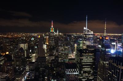No.033 アメリカ旅行−ニューヨーク−
