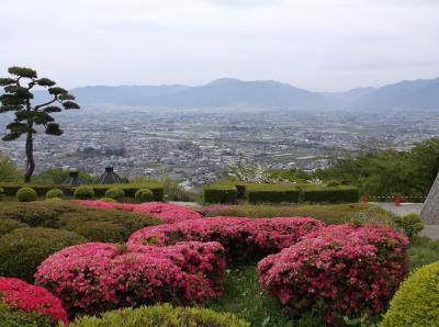松本市のアルプス公園へ行って来ました・・・