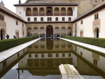セマナ・サンタの時期に巡るアンダルシア地方とリスボンの旅②グラナダ~コルドバ