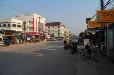 国境を求めて、タイ・ラオス・ちょっとだけミャンマー3(ルアンナムター)