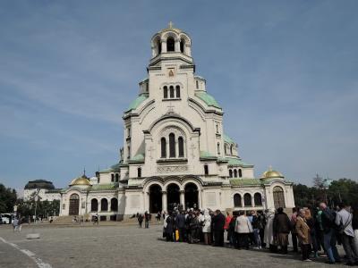 ルーマニア・ブルガリア旅行記15 ソフィアその1
