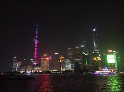 GW前半は上海でホテルを満喫の旅☆