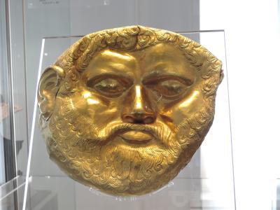 ルーマニア・ブルガリア旅行記17 国立考古学研究所付属博物館