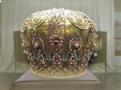 ルーマニア・ブルガリア旅行記18 国立歴史博物館