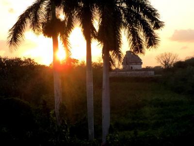 ユカタン半島のんびり個人旅行 その2(メリダからチェチェンイッツァ遺跡)