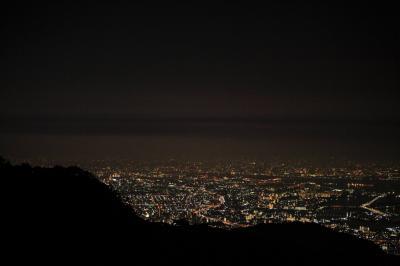035島流し 神戸の夜景