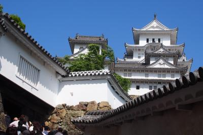 岡山 和気神社と姫路城