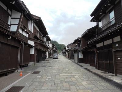 越中八尾_Yatsuo おわら風の盆!飛騨への中継地として栄えた交易町
