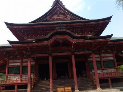 甲府 昇仙峡と仙娥滝とついでに武田神社