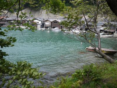 夕日ヶ浦に宿泊~海の京都・伊根へ