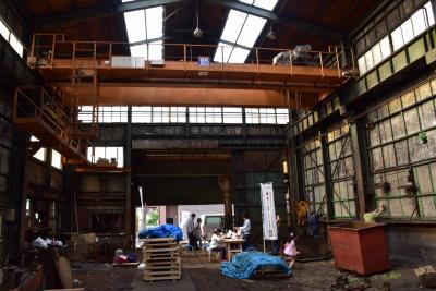 オオタノカケラ「南六郷と旧大型工場」に参加して(東京)