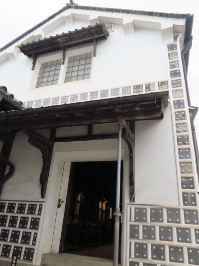 鞆の浦-6 太田家住宅a  近世商家建築を代表 ☆店舗・醸造所・蔵など揃い