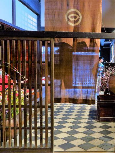 鞆の浦-7 太田家住宅b 座敷 来客用/家族用区分され ☆雛人形飾りも豪勢に