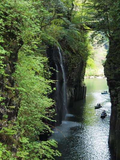 九州旅06 タカチホといえばの高千穂峡