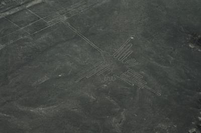 憧れの南米 ・ ペルー <ナスカ ・ 謎の地上絵 >