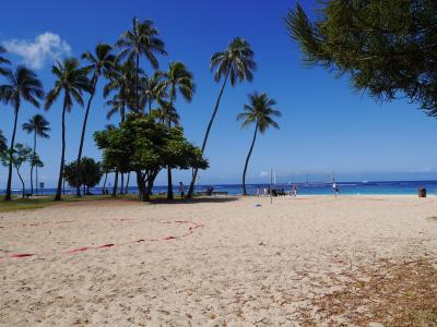 2016ハワイその1 GWでの4泊6日の旅 1日目