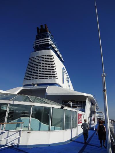 2016GW】北欧メインに7ヶ国周遊 7/9 シリヤライン乗船 ヘルシンキからストックホルムへ船の旅