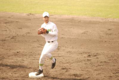 2015年5月14日(土) 米子東VS高松商業 定例戦(米子市民球場):高松商業は2016年選抜甲子園準優勝チーム