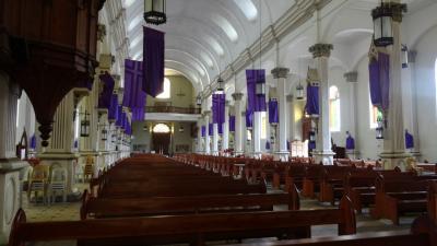 フィリピンのイロイロはどんなところ? その7 モロターミナル・モロ教会