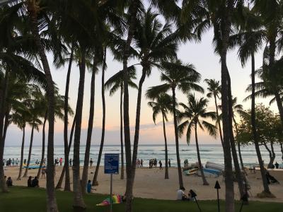 GW後半はハワイでB級グルメを食べ比べの旅☆