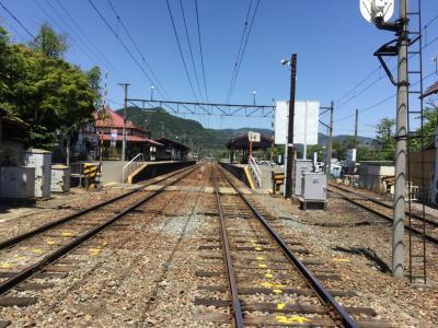 長瀞徒歩の旅その1~東武東上線から長瀞駅まで~
