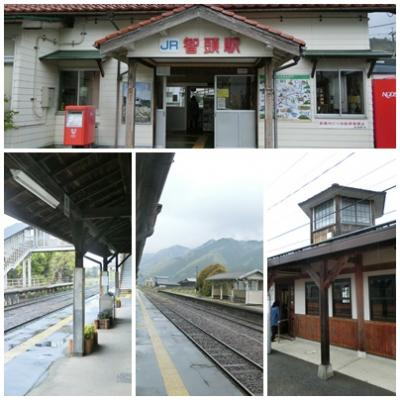 晴れの国 岡山へ ⑧ ― JR吉備線と因美線をのんびり、ゆっくりローカル列車の旅 (完)