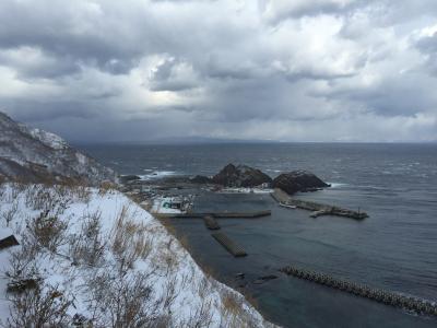 心に染み入るほど美しい、津軽海峡の冬景色