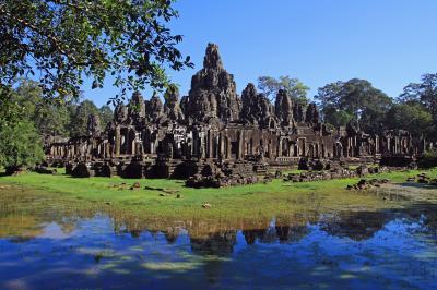 東南アジアの絶景を巡る旅 2015秋(カンボジア・アンコールワット編)