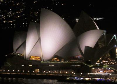 シドニーの極み♪ 2016(フォーシーズンからの夜景&オペラハウス周りetc.)⑨(Sydney)