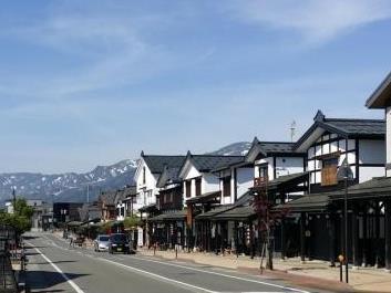 新潟:塩沢の牧之通り・堀之内やな場・栃尾秋葉神社